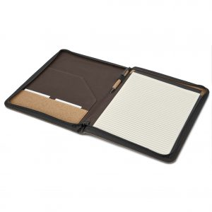 Okiyo Meccha Cork A4 Zip-Around Folder