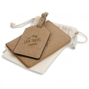 Okiyo Bouken Cork Travel Gift Set
