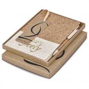 Okiyo Cardon Cork A5 Notebook Giftset